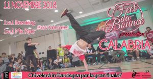 Feel Da Bounce Calabria Preselection 2018