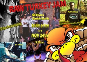 Raw Turkey Jam 2018