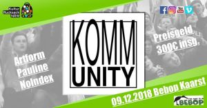 KOMM-Unity Battle 2018