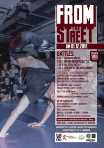 From The Street Battle 2018