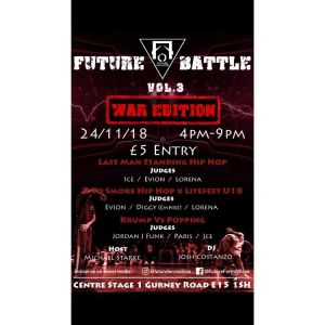 Future Battle 3 - War Edition 2018