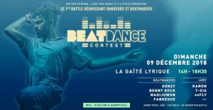 Beatdance Contest 2018