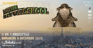 Ultimate Battle Rivalskool 2018