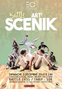 Battle Art'Scenik 2018
