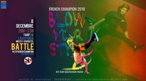 BYS FRANCE - FRENCH CHAMPION QUALIFICATIONS 2018