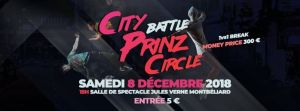 Batte Break City Prinz Circle 2018