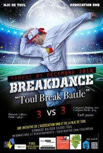 Toul Break Battle 2
