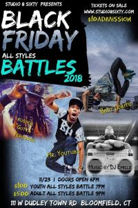 Black Friday Battles 2018