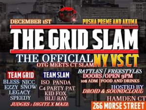 THE GRID SLAM 2018