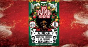 The FunkShun Boston | Future Soul & Modern Funk Night