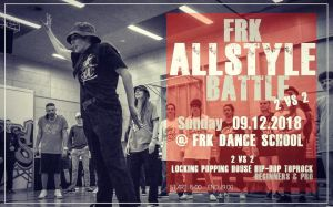 FRK Allstyle Battle 2018