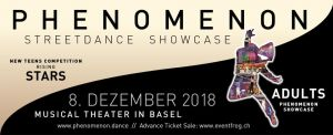 Phenomenon Streetdance Showcase 2018