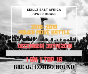SKILLZ EAST AFRICA - POWER HOUSE 2018