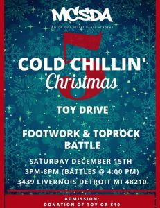 Cold Chillin' Christmas 5