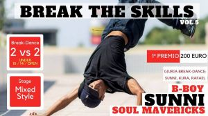 Break The Skills 5