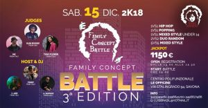 Family Concept Battle 3