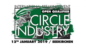 Circle Industry 2019 | Open Qualifier