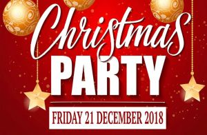 ESD Christmas Party 2018