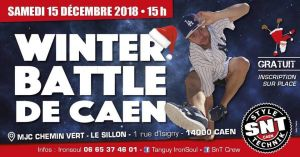 Winter Battle de Caen 4