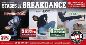 Stage Breakdance by SNT Crew 2019