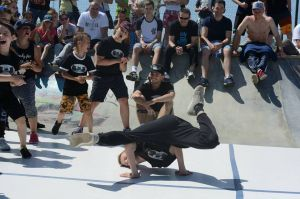 PG Break Dance Battle 2019
