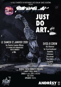 JUST do ART 2019