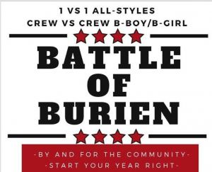 Battle Of Burien 2019
