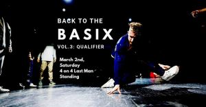 Back to the Basix 3 (Qualifier) 2019