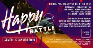 Happy Battle 2019