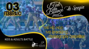 Feel da Bounce Liguria Preselection 2019