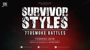 SURVIVOR of STYLES 2 2019
