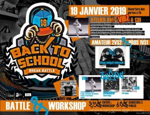 Back to shcool jam ! 2019