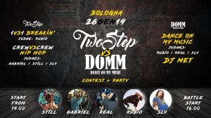 Two Step vs DOMM 2019