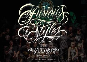 Furious styles crew spain 9th anniversary 2019