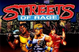 Battle Streets Of Rage 2019