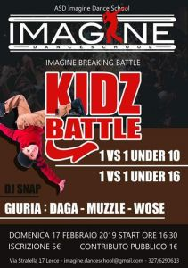 Imagine Kidz Battle 2019