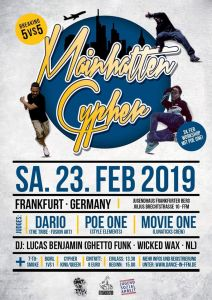 Mainhatten Cypher 2019