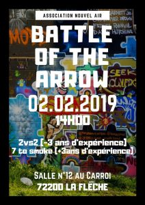 Battle of the ARROW 2019