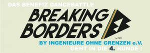 Benefiz Dance Battle Breaking Borders 2019