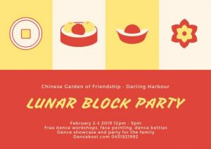 Lunar Block Party 2019