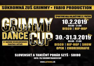 Grimmy DANCE Cup 2 2019