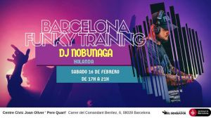 Barcelona Funky Training 2019