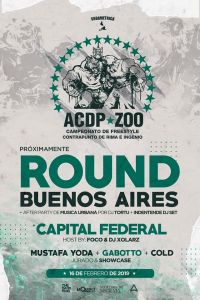 ACDPZoo ROUND Buenos AIRES 2019