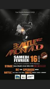 Battle De Montaud 2019