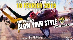 Battle Get-Down - BYS Édition 2019