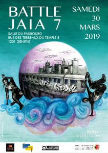 Battle JAIA 7 2019