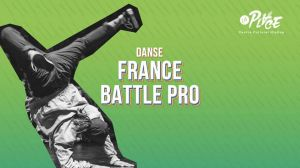 Breakdance France Battle Pro  Qualif France  2019