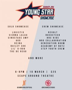 Summer Jam Young Star Showcase 2019