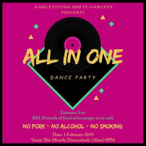 All in One - Dance Party 2019