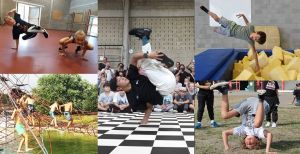 Breakdance kamp Busta Move Mechelen - Zomer 2019